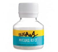 Мусцид 83 СГ - Ефективен гранулат за разреждане - унищожител на мухи