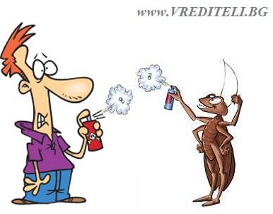 Ефективни ли са масовите препарати срещу хлебарки